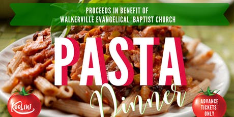 PASTA DINNER FOR A CAUSE tickets