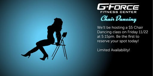 Chair Fridays at G-Force