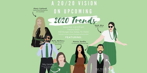 A 20/20 Vision on Upcoming 2020 Trends