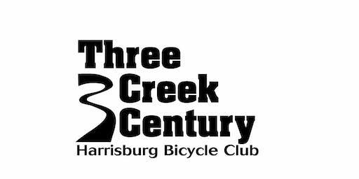 Three Creek Century 2020