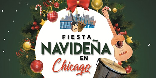 Fiesta Navideña Panas en Chicago - Christmas Party Panas en Chicago