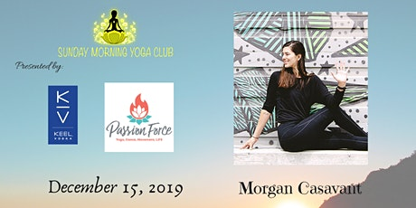 SMYC 12/15 at Passion Force!  Morgan Casavant is Teaching!  tickets