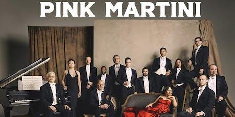Pink Martini tickets