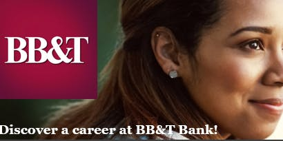 BB&T Bank Hiring Event