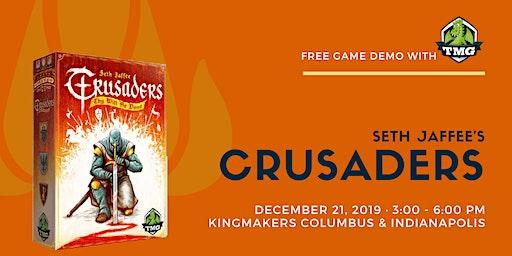 Free TMG Game Demo: Crusaders (INDIANAPOLIS)