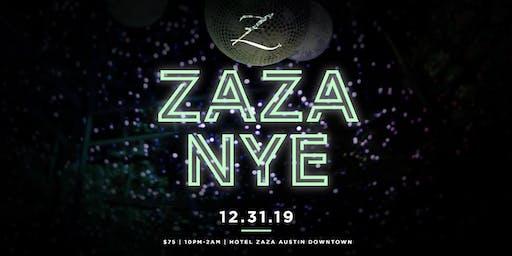 Hotel ZaZa Austin NYE 2020