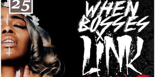 When Bosses Link 2 (Trap&Paint Edition)