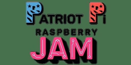 Patriot Pi Raspberry Jam