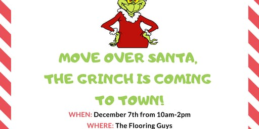 The Grinch Meet & Greet