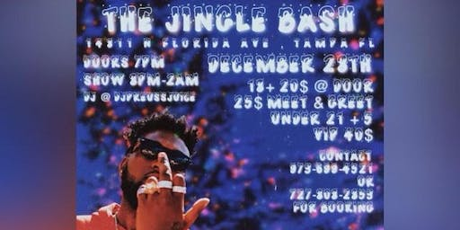The Jingle Bash Featuring Famous Kid Brick Of Roc Nation + Special Guests