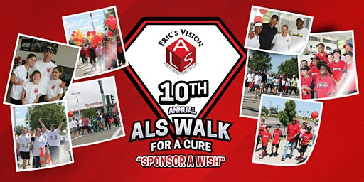 10th Annual ALS Walk For a Cure Event!