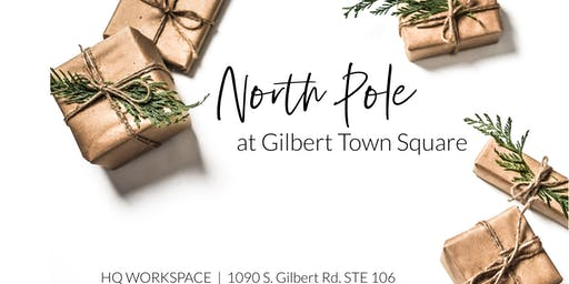 North Pole at Gilbert Town Square
