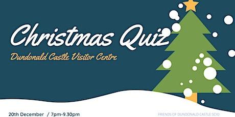 Christmas Quiz tickets