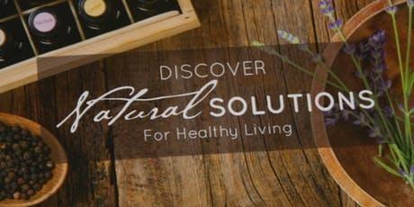 Natural Solutions w Judi Sears