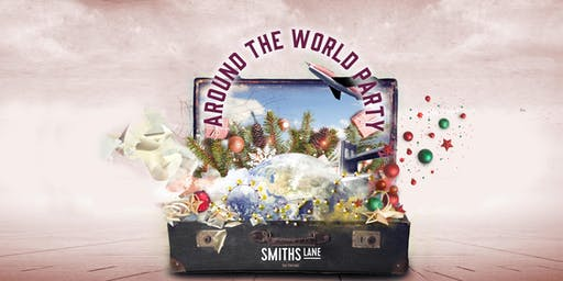 Smiths Lane by Mirvac | Around the World Party