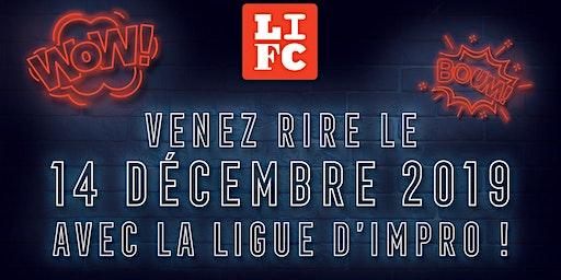 LIFC 2019 - Spectacle d'improvisation