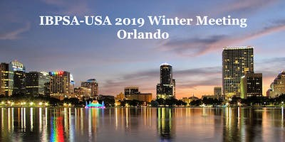 IBPSA-USA Semiannual Winter Meeting