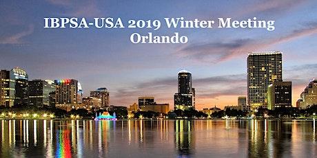 IBPSA-USA Semiannual Winter Meeting tickets
