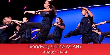 August Broadway Camp ACANY tickets