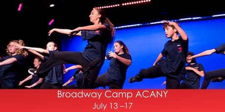 July Broadway Camp ACANY tickets