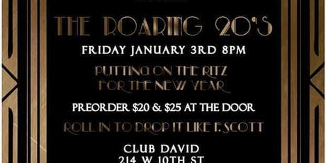 The Roaring 20s Party tickets