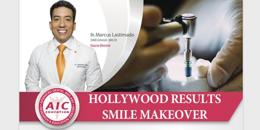 Hollywood Results Smile Makeover