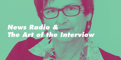 News Radio and the Art of the Interview.