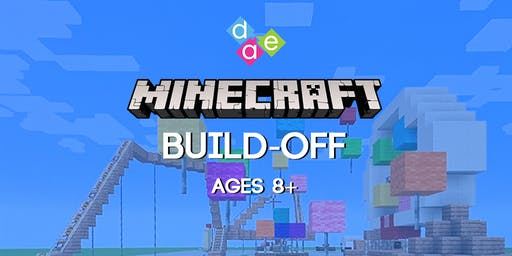 Minecraft Build-Off at The DAE