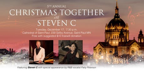 Christmas Together with Steven C and special guest Patty Peterson tickets