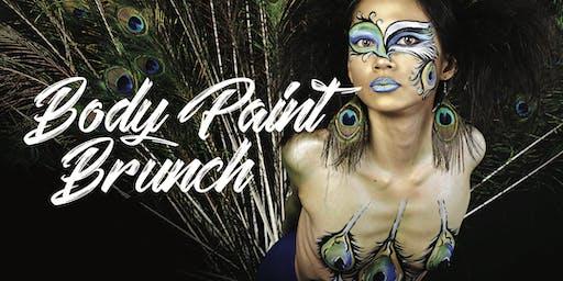 Body Paint Show & Brunch Buffet (In affiliation w/Makeem Believe)
