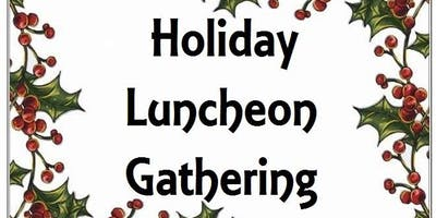 Holiday Luncheon Gathering & Office Party - Annual Premier Event