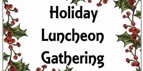 Holiday Luncheon Gathering & Office Party - Annual Premier Event tickets