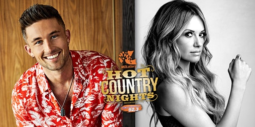 Hot Country Nights: Michael Ray and Carly Pearce