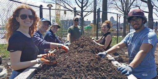 Compost Volunteer Workday