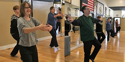 Intro to Tai Chi and Qigong at the library!