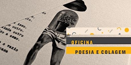 OFICINA | Poesia e colagem ingressos