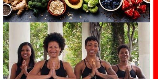 Sisters Together - Nutrition, Yoga & Meditation