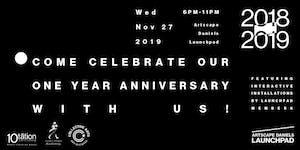 Artscape Daniels Launchpad 1 Year Anniversary...