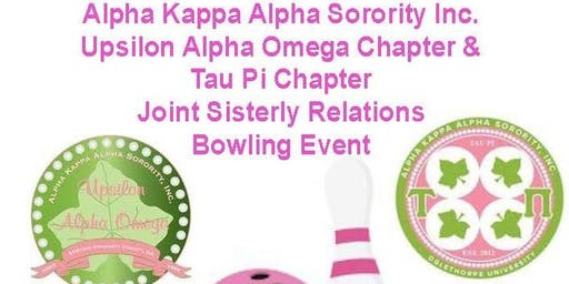 Joint Sisterly Relations Bowling Event