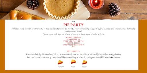 Pie Event 2019- FREE PIE