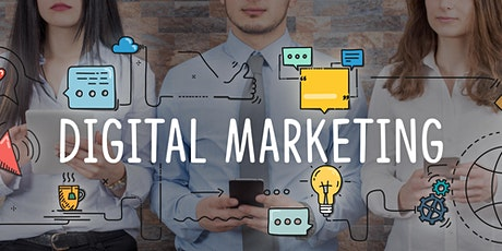 Digital Marketing for Small Business tickets