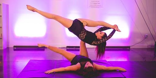 Pura Vida 1 Year Anniversary Aerial Dance Show