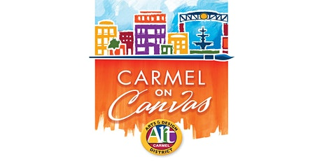 City of Carmel - Carmel on Canvas tickets