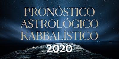 Pronostico Astrologico Kabbalistico 2020 - Seminario de Una Noche - Doral