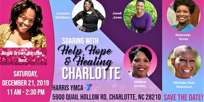 SOARING with Help, Hope, and Healing Charlotte