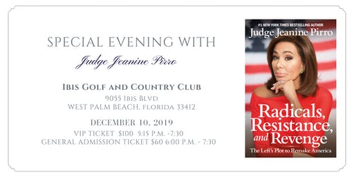 Special Evening with Jeanine Pirro