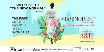 Miami Modest Fashion Week / Exclusive Runway Event