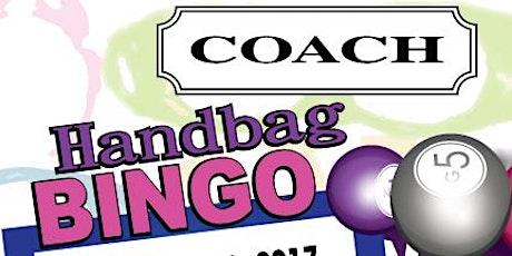Coach Bag Bingo tickets
