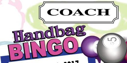 Coach Bag Bingo