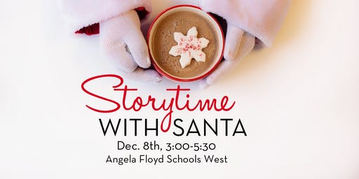 Knoxville Moms :: PJ Story-time with Santa
